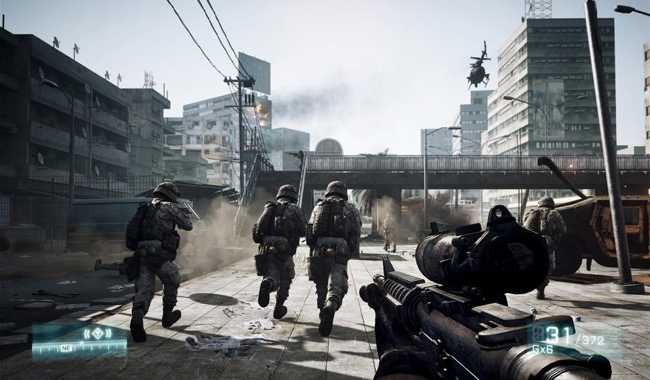 Battlefield 3 Zlogames Multiplayer | cinimax